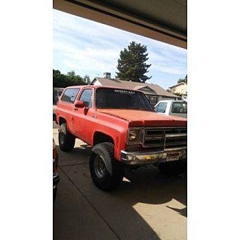 1976 GMC Jimmy for sale 100829764