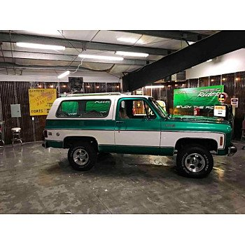 1976 GMC Jimmy for sale 101053620