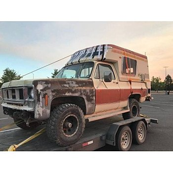 1976 GMC Jimmy for sale 101105114