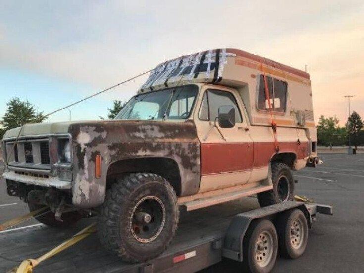 1976 Gmc Jimmy For Sale Near Cadillac Michigan 49601 Classics