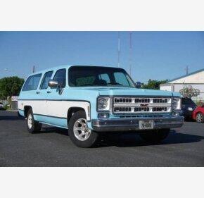 1976 GMC Suburban for sale 101320222