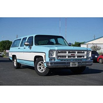 1976 GMC Suburban for sale 101320222