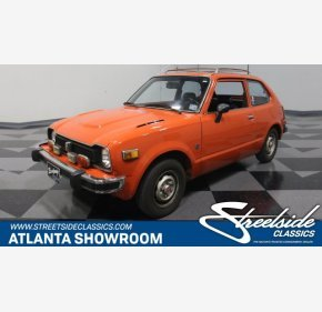 1976 Honda Civic for sale 100975732