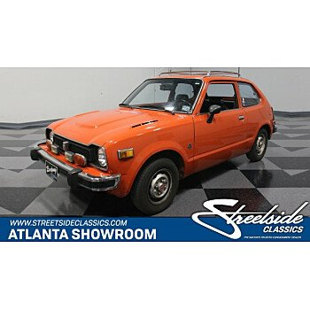 1976 Honda Civic for sale 100975732
