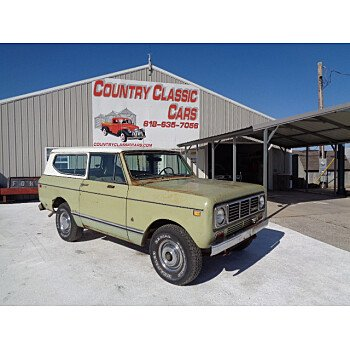 1976 International Harvester Scout for sale 101226955