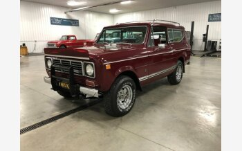 1976 International Harvester Scout for sale 101082854