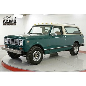1976 International Harvester Scout for sale 101189444
