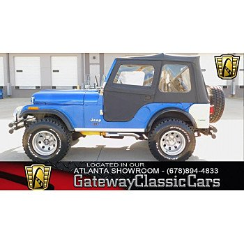 1976 Jeep CJ-5 for sale 100977218