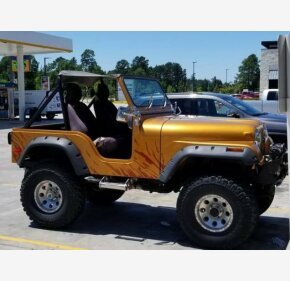 1976 Jeep CJ-5 for sale 101065005
