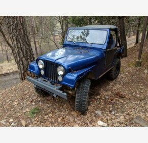 1976 Jeep CJ-5 for sale 101107116