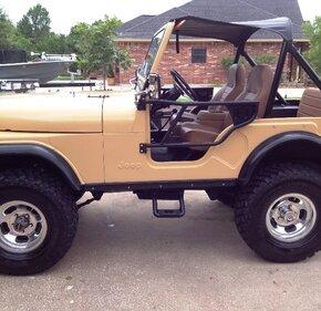 1976 Jeep CJ-5 for sale 101125562