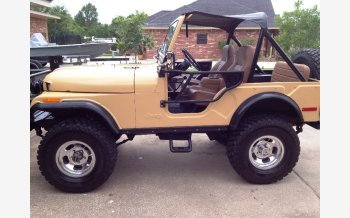 1976 Jeep CJ-5 for sale 101125562