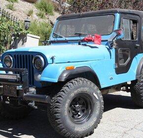 1976 Jeep CJ-5 for sale 101225591
