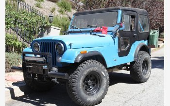 1976 Jeep CJ-5 for sale 101225591