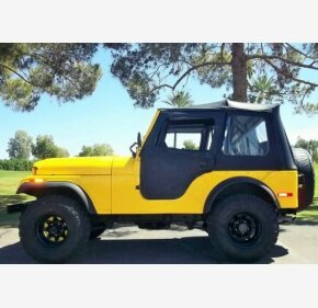 1976 Jeep CJ-5 for sale 101252328