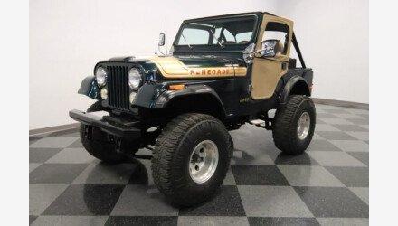 1976 Jeep CJ-5 for sale 101264224