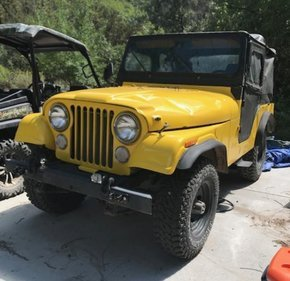 1976 Jeep CJ-5 for sale 101375731