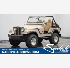 1976 Jeep CJ-5 for sale 101381559