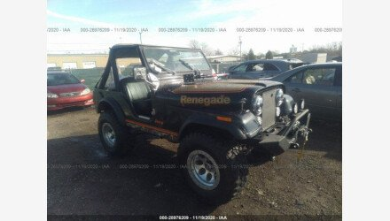 1976 Jeep CJ-5 for sale 101410702