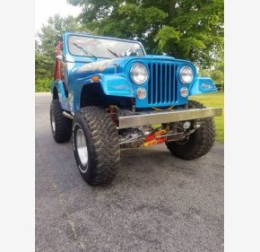 1976 Jeep CJ-5 for sale 101428381