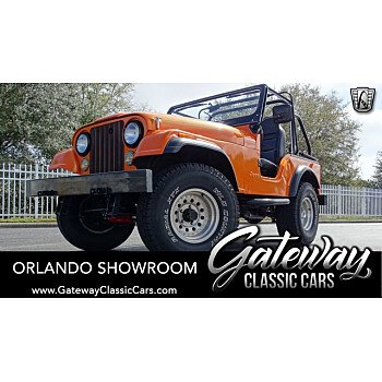1976 Jeep CJ-5 for sale 101467147