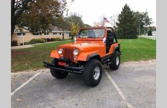 1976 Jeep CJ-5 for sale 101631788
