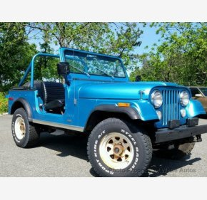 1976 Jeep CJ-7 for sale 100874100