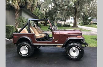 1976 Jeep CJ-7 for sale 101052022