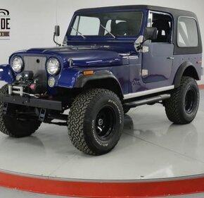 1976 Jeep CJ-7 for sale 101096790
