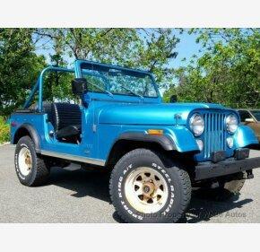 1976 Jeep CJ-7 for sale 101122485