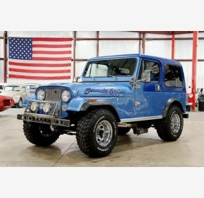 Jeep CJ-7 Classics for Sale - Classics on Autotrader