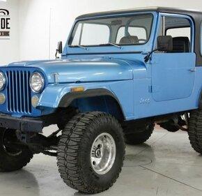 1976 Jeep CJ-7 for sale 101219040
