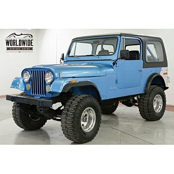 1976 Jeep CJ-7 for sale 101219040