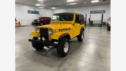 1976 Jeep CJ-7 for sale 101250954