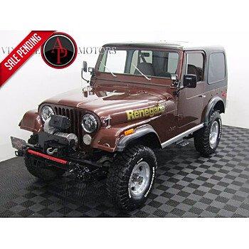 1976 Jeep CJ-7 for sale 101268456