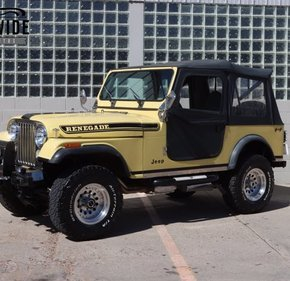 1976 Jeep CJ-7 for sale 101487101