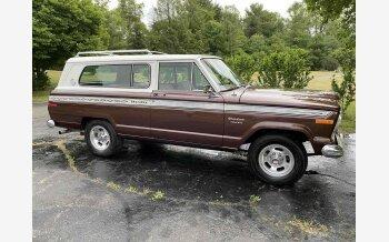 1976 Jeep Cherokee 4WD 2-Door for sale 101343485