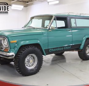 1976 Jeep Cherokee for sale 101440837
