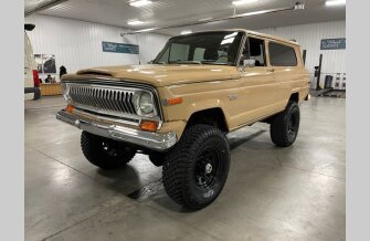 1976 Jeep Cherokee for sale 101488032
