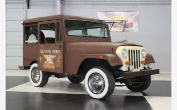 1976 Jeep Custom for sale 100981445