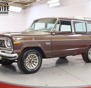 1976 Jeep Wagoneer for sale 101423104