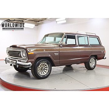 1976 Jeep Wagoneer for sale 101423104