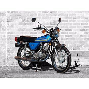 1976 Kawasaki KH100 for sale 201081070