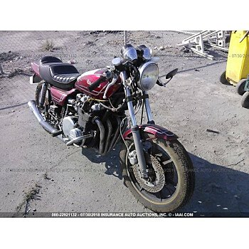 1976 Kawasaki KZ900 for sale 200710300