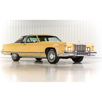1976 Lincoln Continental for sale 100736927