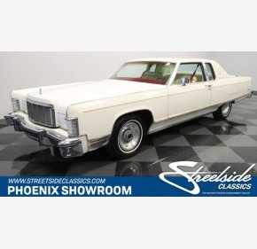 1976 Lincoln Continental for sale 101057892