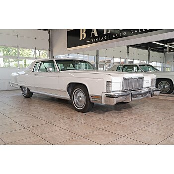 1976 Lincoln Continental for sale 101126819