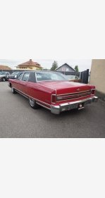 1976 Lincoln Continental for sale 101199391