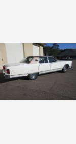 1976 Lincoln Continental for sale 101225650
