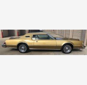 1976 Lincoln Continental Signature for sale 101250266